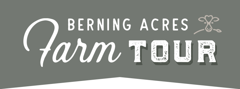 Farm Tours at Berning Acres : A family-owned dairy farm located in Menominee, IL. Offering farm tours and farm experiences.